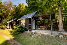 Dvoulůžková chata
