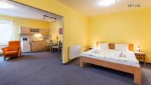 4L Apartmány(kuchyn) Hotel