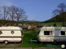 karavany k pronájmu