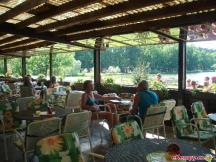 Restaurace - Letní terasa