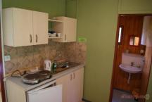 Chata Osada kuchyň + WC