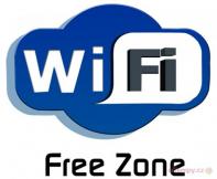 wifi v celém areálu