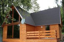"""6L Chata """"MARTIN"""" je luxusní patrová chata 92 m2."""