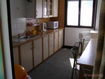 8L chata, kuchynka, soc.zařízení