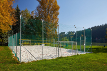 beachvolejbalové hřiště