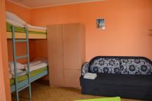 Kemp Nechranice - apartmán interiér