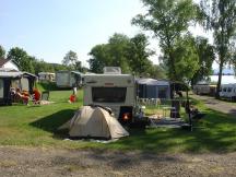 Places for Caravans