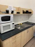 Kuchyňka pro ubytované