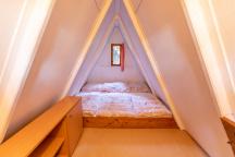 Čtyřlůžková chata